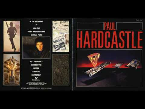 PAUL HARDCASTLE -19  Megamix  - Super Rare