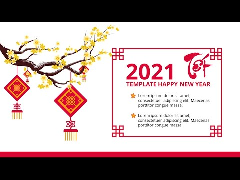 SLIDE POWERPOINT CHỦ ĐỀ NGÀY TẾT MIỄN PHÍ | Download Template Happy New Year
