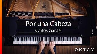 Carlos Gardel - Por una Cabeza (Piano Cover)