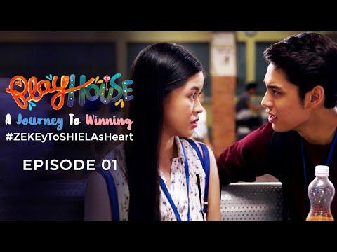 Playhouse: A journey to winning ZEKEyToSHIELAsHeart | Episode 1