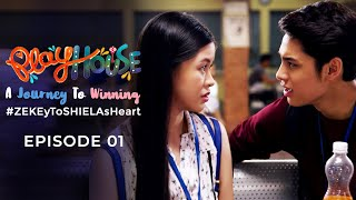 Playhouse: Zekey's Journey to Win Shiella's Heart - Episode 1 | iWant Free Series
