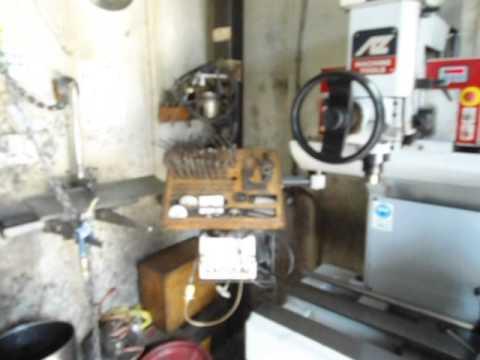 Εργασίες Μηχανουργείου - Φρέζα
