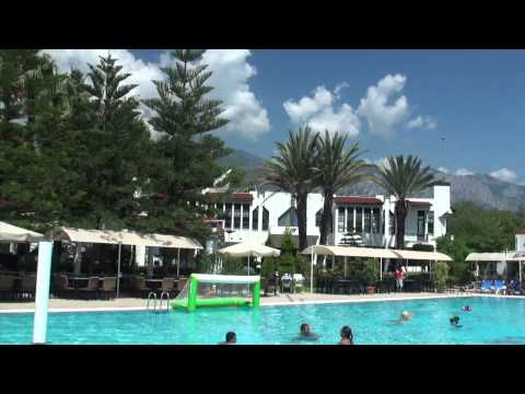 Pirates Beach Club/Tekirova 2014 / 2. Vers. m.lizenzfreier Begleitmusik / HD
