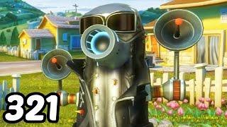 Let's Play Plants Vs Zombies Garden Warfare #321 Deutsch - Nachricht aus der Zukunft