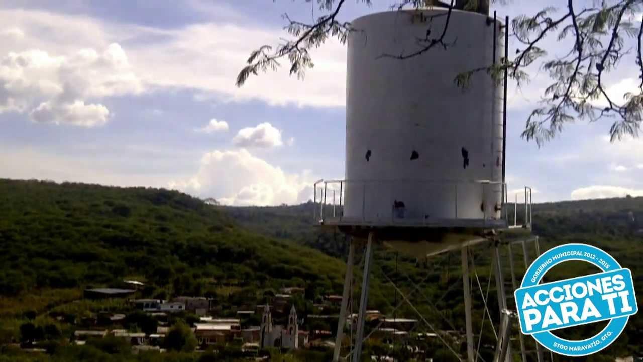 Construcci n e instalaci n de tanque elevado para agua for Construccion de piletas de agua