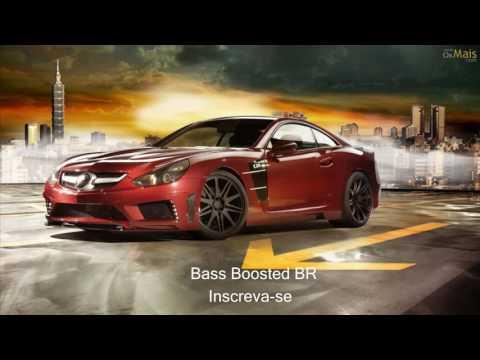 ‹MC Davi Ondas Sonoras› - ‹Bass Boosted BR›