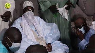 5 millions masques pour le Magal:  Me. Madick Niang remet 70 000 unités à Serigne Bass Abdou Khadr