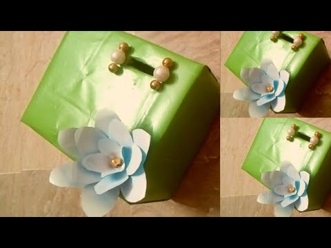 Piggy bank 🏦 | How to make DIY money box | WOW! surprise your family | Money box
