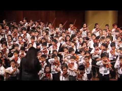 Violin Concert at NCPA, Mumbai