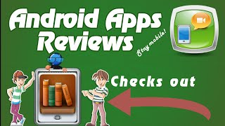 Android App Review: Aldiko Book Reader App Review