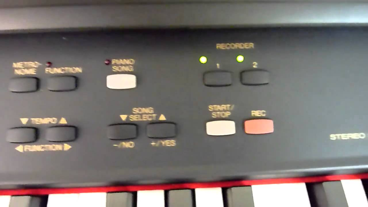 Yamaha clavinova clp 840 youtube for Yamaha clp 840