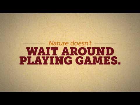Buy Your Hunting License Online @Reserve America: Deer Target Practice Ad 2