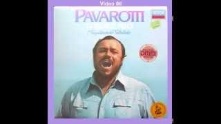 Luciano Pavarotti - Santa Lucia