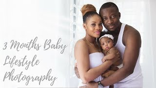 3 Months Baby Photos with Bailey Lifestyle Photography: Baby Angelica
