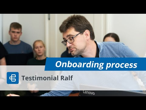 Ralf´s first steps in the BASELABS team