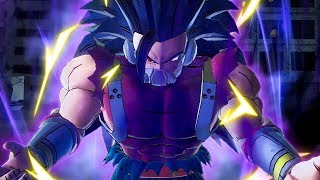 super saiyan god vegeta revealed