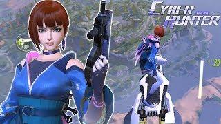 Baru Dari Netease - Cyber Hunter (ENG) Android Battle Royale