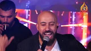 باسل جبارين 2021 - اغنية المراجل ومنوعات نارية من اجمل الاغاني في حفلة العريس هيثم جرادات