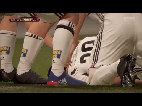 Fifa 17 Pro Club | FC Basel 027