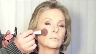 Maquiagem para Peles Maduras