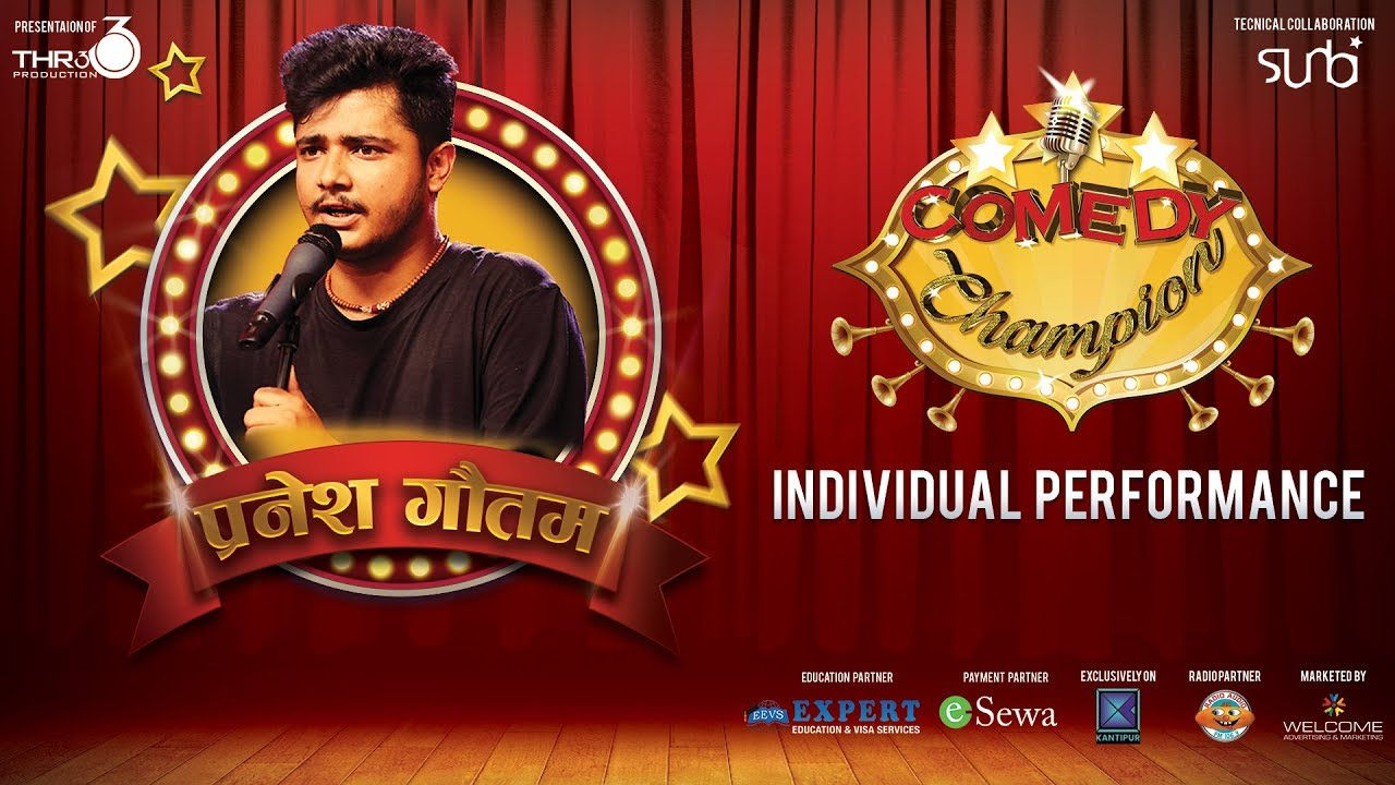 Pranesh Gautam - Top 9 - Individual Performance