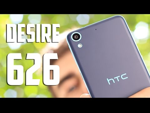 HTC Desire 626, Review en español