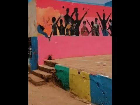 ميني لايف توثيقي : إبداعات امدرمانية ثورية (30) : حديقة حي #العمدة - نشر قبل 11 ساعة