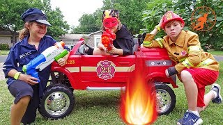 Video Little Heroes 48 -The Fire Engine, The Doctor and The Spark download MP3, 3GP, MP4, WEBM, AVI, FLV November 2017