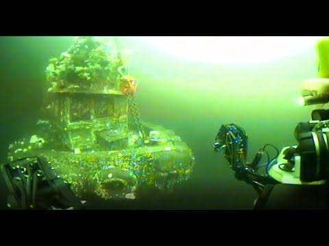 Global Diving  & Salvage -  ROV Recovery of Tug Samantha J