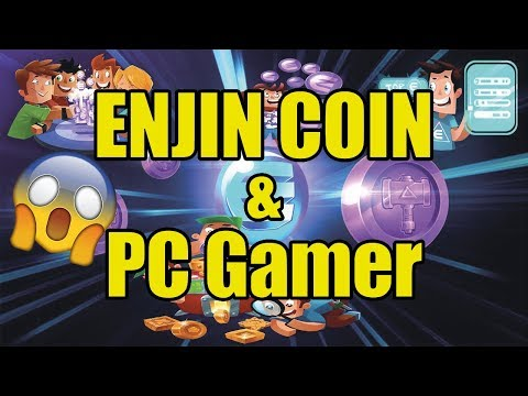 Enjin Coin Partnering With PC Gamer