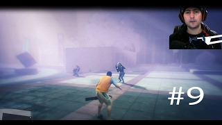 GTA5 dokuzuncu bölüm Ot Kökleri Michael ve uzaylı istilası savaşı