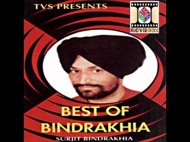 Surjit Bindrakhia - Boliyan (Original)
