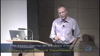 Physics of human and superhuman vision