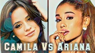 Camila Cabello Vs Ariana Grande - Vocals