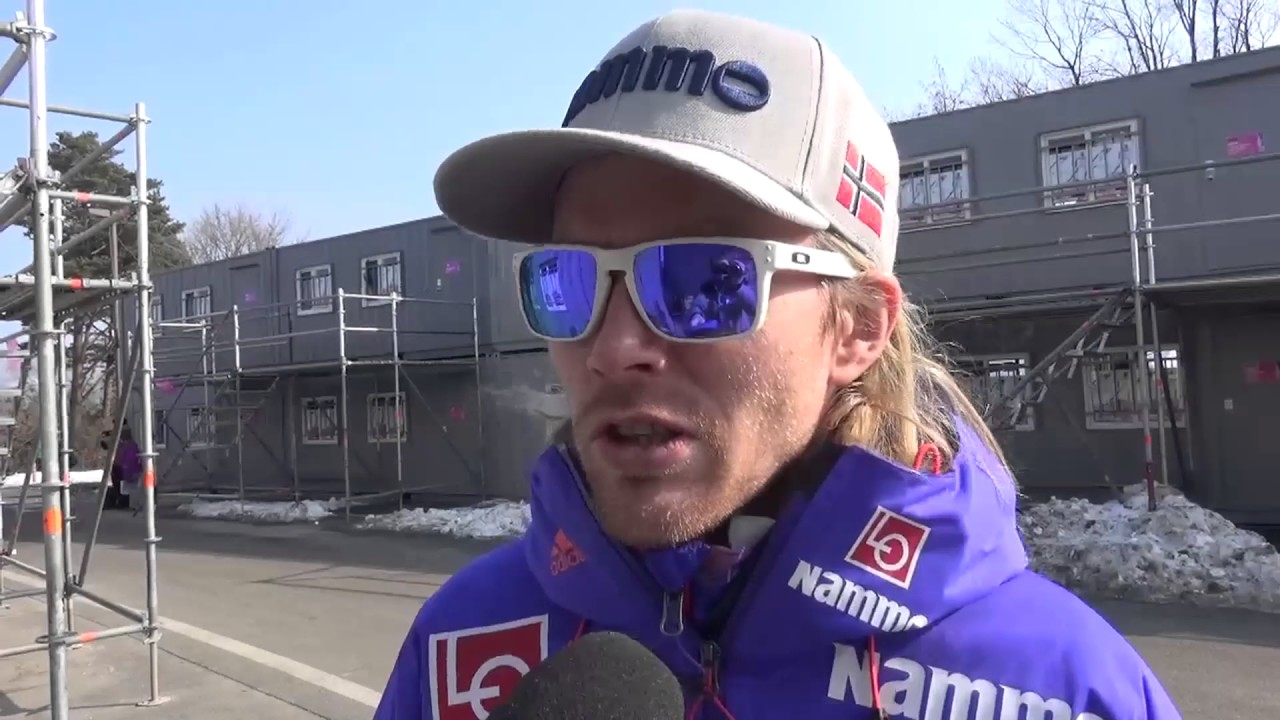 Bjoern Einar Romoeren W Pjongczangu 15 02 2017 Youtube