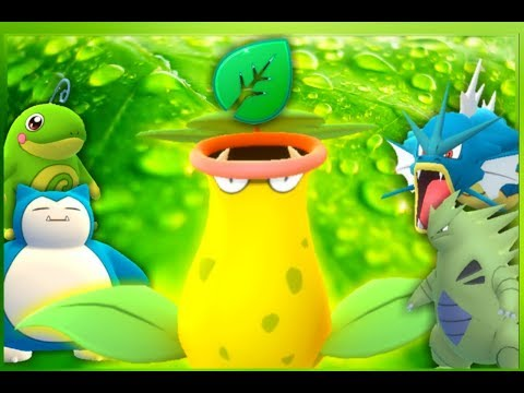THE POWER OF 100% IV VICTREEBEL IN POKEMON GO | VICTREEBEL VS TYRANITAR, BLISSEY, POLITOED & MORE