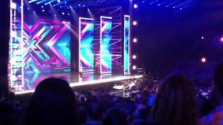 Melanie Amaro - Audition 1 - THE X FACTOR 2011 - FULL (Listen By Beyonce)