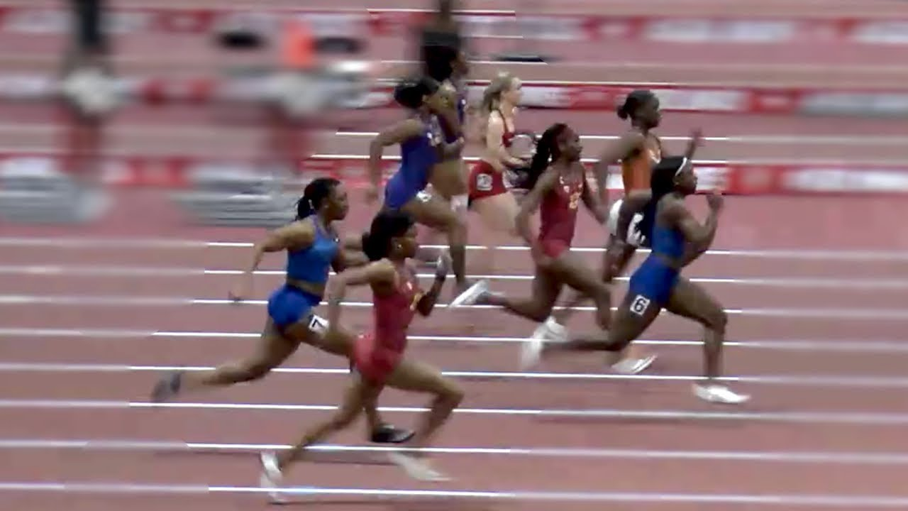 fastest woman in the world 2020