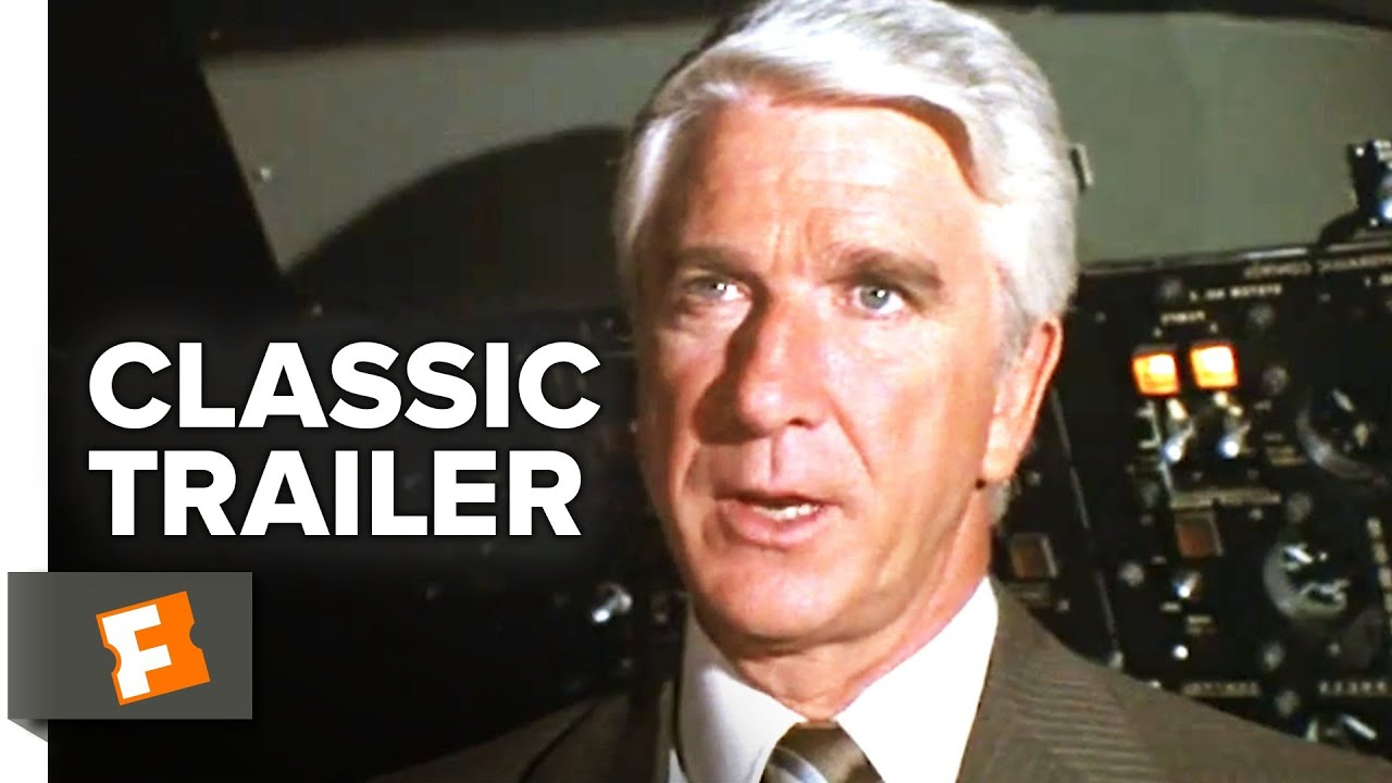 Download Airplane! (1980) Trailer #1   Movieclips Classic Trailers