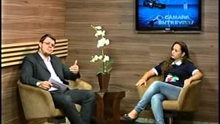 Entrevista com Monica Fonseca ex-aluna e estagiária da Escola do Legislativo