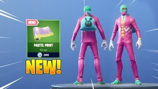*NEW* HOPPER SKIN & PASTEL SPRINT WRAP! Fortnite Item Shop April 19, 2019