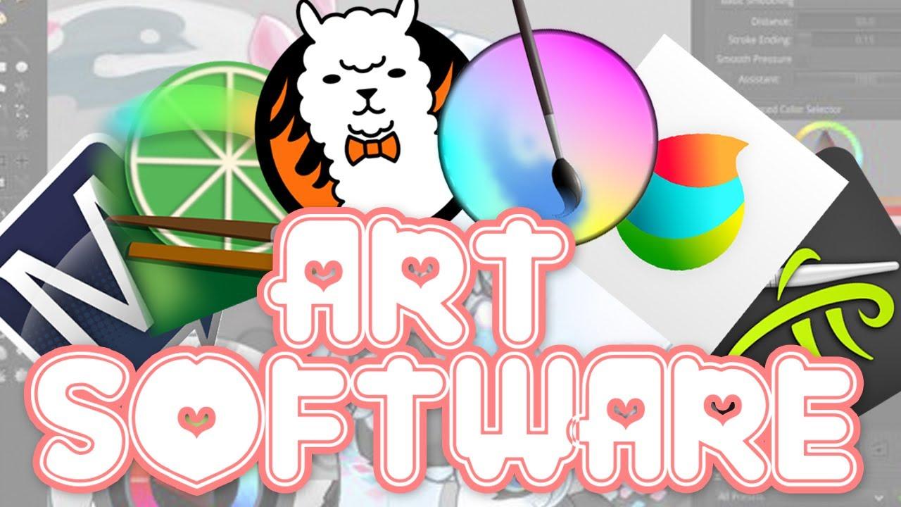 Скачать бесплатные программы для рисования