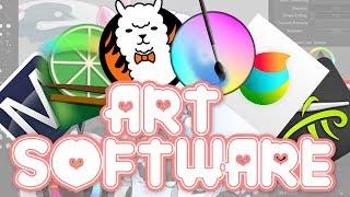 Программы для рисования СКАЧАТЬ бесплатно :з Графические редакторы для диджитал арта