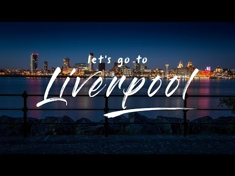 UK SERIES, FIRST EPISODE: LIVERPOOL THE CITY OF THE BEATLES! DJI OSMO POCKET |4K