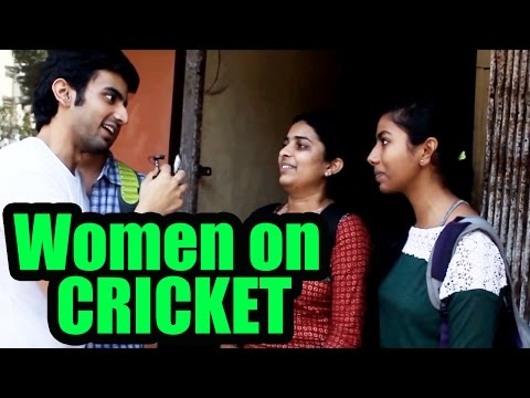 Indian Women on Cricket RULES & TERMS | Indian Dope Trick