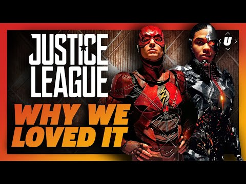Justice League Spoiler Talk: Why We Loved It!