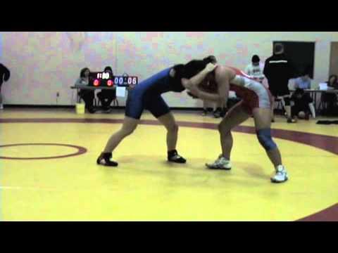 2008 Toronto Open: 55 kg Jenn Nguyen vs. Terri McNutt