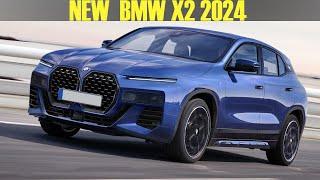 2023-2024 New brand design BMW X2 New Generation