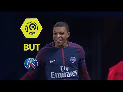 But Kylian MBAPPE (90' +2) / Paris Saint-Germain - LOSC (3-1)  / 2017-18