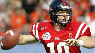 """Eli Manning Ole Miss Highlights 